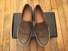 FRYE DYLAN SLIP ON LEATHER WOMENS SHOES LOAFERS NEW SIZE 7.5