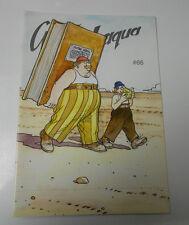 GALERIE LAQUA Catalog #66 Original Comic & Strip Art CRUMB Wrightson Zille