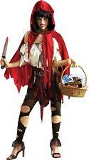 Halloween Disfraces ~ uha Dead Riding Hood Std 10-12
