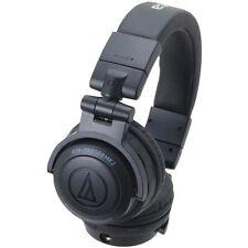 Audio-Technica DJ Monitor Headphones ATH-PRO500MK2 BK Black from Japan New