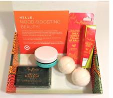 Target Beauty Box, Recline & Unwind, SheaMoisture, Urban Skin, Nubian Heritage