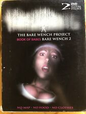 The Bare Wench Project Book Of Babes Bare Wench 2Double Feature Dvd