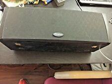"Boston Acoustics CRC Vintage Center Channel Speaker -- 15.5"" x 5.5"" x 5.5"""