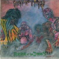 IMPETIGO - HORROR OF THE ZOMBIES (1992) Grindcore Death Metal CD Jewel Case+GIFT