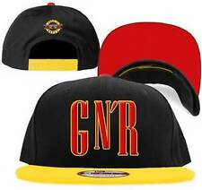 Guns N Roses Gnr New Era Rock Metal Music Band Revolvers Punk Snapback Cap Hat