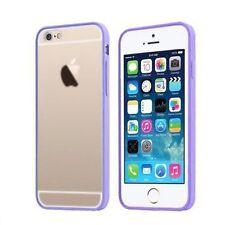 Housses et coques anti-chocs violets Apple pour téléphone mobile et assistant personnel (PDA)