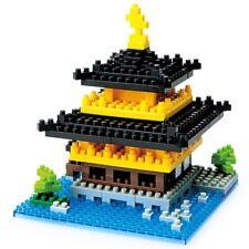 Nanoblock - Kinkaku-Ji Temple- micro-sized construction set
