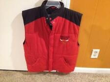 Mens Size XL Vintage CHICAGO BULLS NBA Vest Professional Sports Club Brand