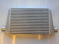 """Front Mount Intercooler (FMIC) 450x300x76 Core, 76mm Inlet/Outlet 3"""" Universal"""
