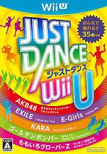 Just Dance Wii U (Nintendo Wii U, 2014) - Japanese Version