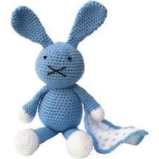 Baby Bunny Crochet KIT The Crafty Kit Company Finished Size 13 IN CKC-CK-074 New