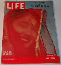Life Magazine May 9 1955 Great Religions Part IV The World Of Islam