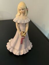 "Enesco Growing Up Birthday Girls Age 16 7 1/4"" Tall"