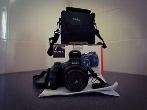 Sony Cyber-shot HX400V 20.4 MP Digital Camera & bonus accessories