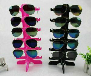 Eyeglasses Sunglasses Show Rack Holder Frame Display Stand Glasses Show Stent &&