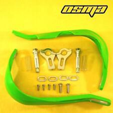 KX250 KX125 KX250F KX450F KFX450R KFX400 KX Green Brush Handguard Hand Guards