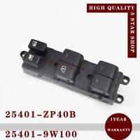 Window Master Control Switch 25401-ZP40B for Nissan Pathfinder 2005-2006 4.0L V6