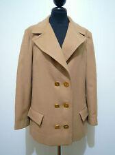 ROBERTA DI CAMERINO VINTAGE '70 Giacca Donna Lana Wool Woman Jacket Sz.M - 44