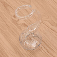 Glass Dip Pen Holder Rack Handicraft Art Crystal Collection Unique Stationery