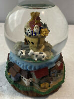 "Noah's Ark ""Talk To The Animals"" Snow Globe Water Globe 11438"