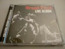 Grand Funk Railroad Live Album CD-Maximum Russian Import CDM 1099-352 VG+