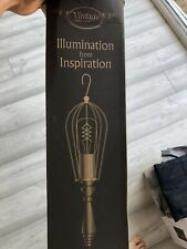 Vintage cage light - New In Box