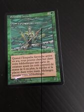 MTG MAGIC FLEAU/SCOURGE FIERCE EMPATH (FRENCH EMPATHE FAROUCHE) NM FOIL