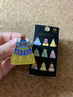 Snow White Disney Loungefly Princess Cake Pin- Wedding Cake- small scratch on It