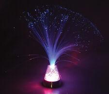 Cambio de color de fibra óptica de luz LED Jardín De Noche Nuevo