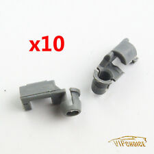 10x Nylon Tailgate Rod Clip for GM Chevrolet 14037239 15545178