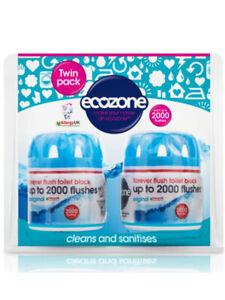 Forever Flush Twin Pack 180g, Organic (Ecozone)