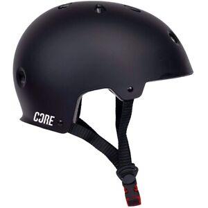 Core Protection Basic Helmet - Black (Multiple Sizes)