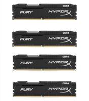 8Go/16Go/32Go DDR4 2133MHz Bureau Pour Kingston HyperX PC4-17000 DIMM RAM AR02FR