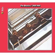 The Beatles Red Album 1962-1966 2 CD Set Greatest Hits 2010