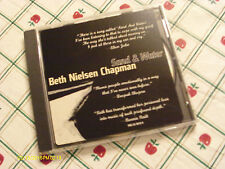 Beth Nielson Chapman Sand & Water 1997  CD Single