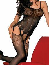 Damen Dessous Größe passend S-L schwarz NEU #16