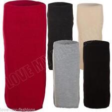 Faldas de mujer sin marca color principal negro
