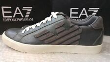 Emporio Armani EA7 Homme Pride Low craquelé Baskets Taille 8UK/44EU/8.5US