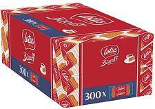 (1000g=6,93€) Lotus Karamellgebäck Welcome Aufdruck einzeln verpackt 300 Stück