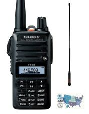 Yaesu FT-65R 5W VHF/UHF Dualband HT with Diamond High-Gain Antenna