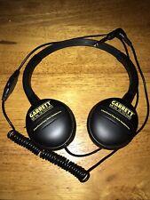 New listing 1612700 Garrett Metal Detector Headphones