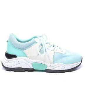 MARC CAIN Sneaker Gr. EUR 37 Grün Multicolor Damen Schuhe Shoes Neu