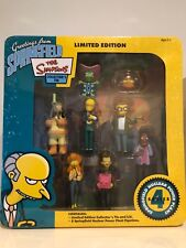 Simpsons Limited Edition Greetings Springfield Collector's Tin Series 4 NIB Rare