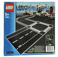 LEGO City #7280 City - Straight & Crossroad Road - Sealed