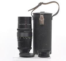 Pentacon 4/200mm Tele Objektiv für EXA und M42