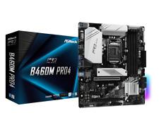 ASRock B460M Pro4 LGA 1200 10th Generation Intel - 1-3 Day Priority Shipping