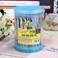 Automatic Pencil Lead 2B HB Lead Refills Tube For Mechanical Pencil 0.5 mm 0.7mm