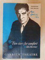 TWO STARS FOR COMFORT - TREVOR HOWARD ISABEL DEAN ESMOND KNIGHT DIANE CLARE
