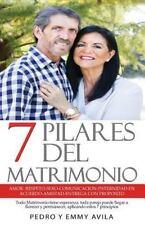 7 Pilares Del Matrimonio : Amor Respeto Sexo Comunicación Paternidad en...
