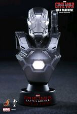 Hot Toys--Captain America 3: Civil War - War Machine Mark III 1/6 Scale Bust